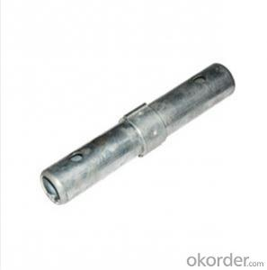 Drop Forged Joint Pin  for Scaffolding Q235 Standard BS1139 CNBM