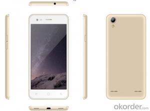 5 inch QHD 4G LTE Smartphone MT6735W Quad core 1.0 Ghz 64bit Processor