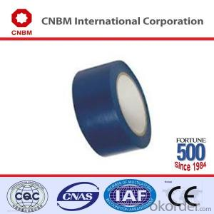 PVC Film Tape for Floor Marking Double Color PVC Tape