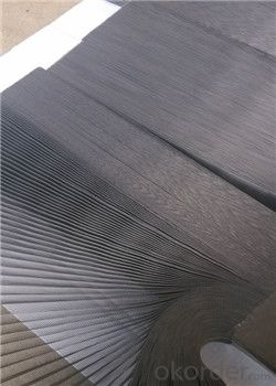 PP Pleated Mesh for Plisse Screen System