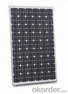 Monocrystalline Solar Panel Silicon  40W