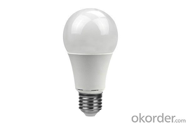 LED Bulb Light E27 3000k-4000K-5000K-6500k A60 9W 800 CRI 80 PF0.9 800 Lumen Non Dimmable