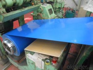 Pre-Painted Galvanized Steel Sheet,Coil in Prime Quality  Blue Color