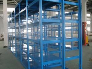 Module Type Pallet Rack System for Warehouse