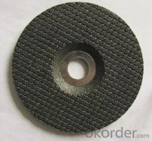Resinoid Double Disc Grinding Wheel 7760