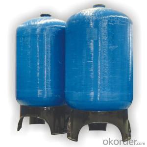 FRP Tank Fiberglass Reinforced Plastic Tank Custmozied