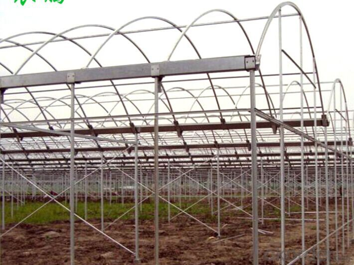Electric Shading System for Greenhouse Agricultural Use