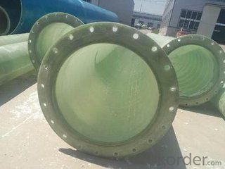 GRP FRP Flange Adaptor Sea Water Pipe Series DN 600