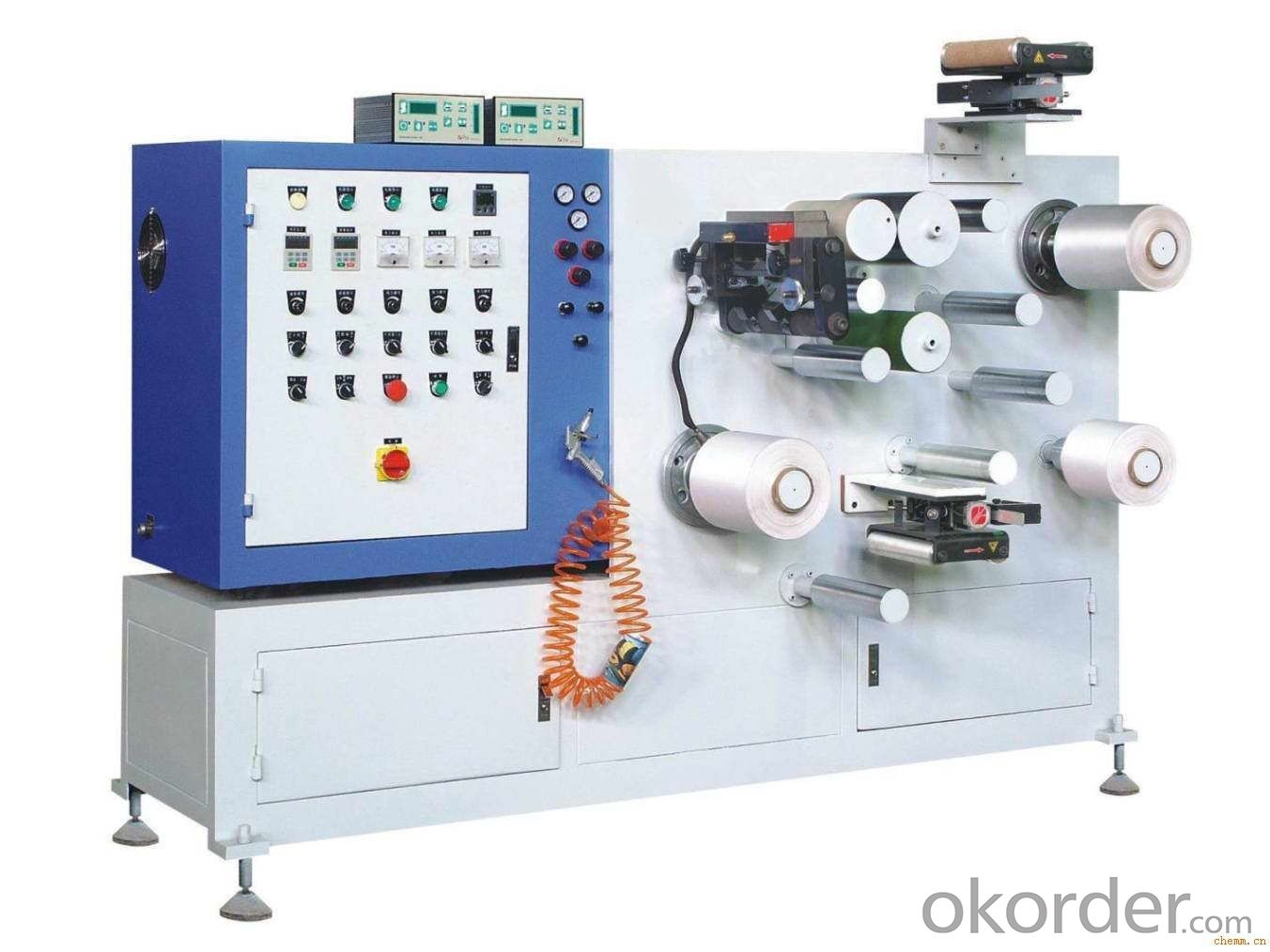 Experimental Coating Machine with High Proficiency