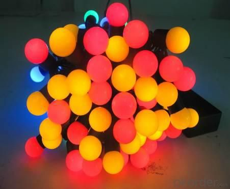 Big Ball  LED String Lights Super Bright For Holiday