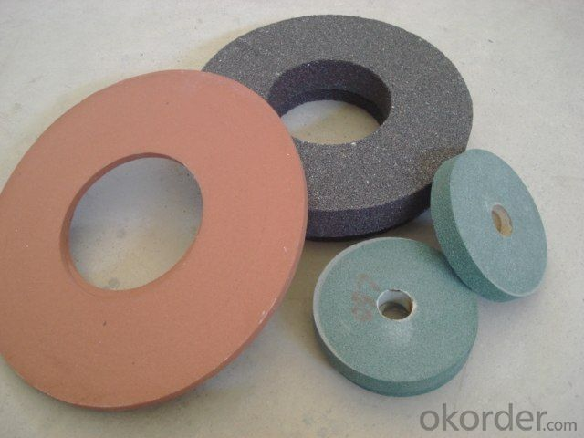 Resinoid Double Disc Grinding Wheel Made in China