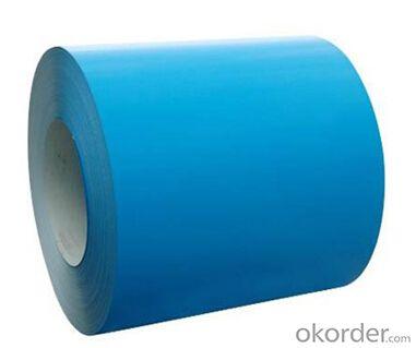 Pre-Painted Galvanized/Aluzinc Steel Coil Color Blue