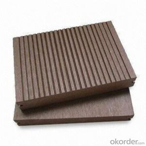 Wood Composite Decking White wholesale with CE passed