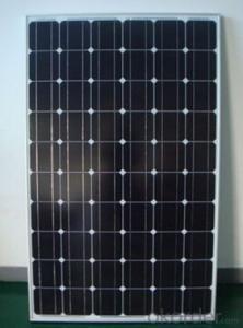 Monocrystalline Silicon Solar Panel 10-W