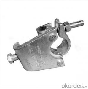 JIS Swivel Girder Clamp Beam Clamp for Scaffolding Q235 Q345 CNBM