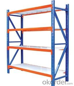 Light Pallet Racking System for Warehouses
