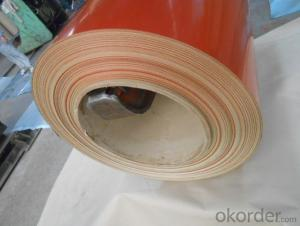 Pre-Painted Galvanized Steel Coil with Prime Quality Red Color