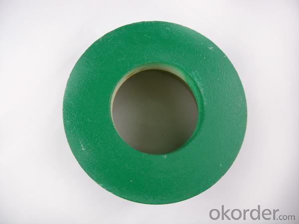 Brown Fused Alumina Cylindrical Grinding Wheel