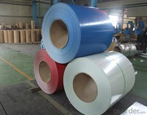 Color Coated Galvanized Steel Coil/0.4mm-0.5mm Pre-Painted Galvanized Steel Roofing Sheet PPGI