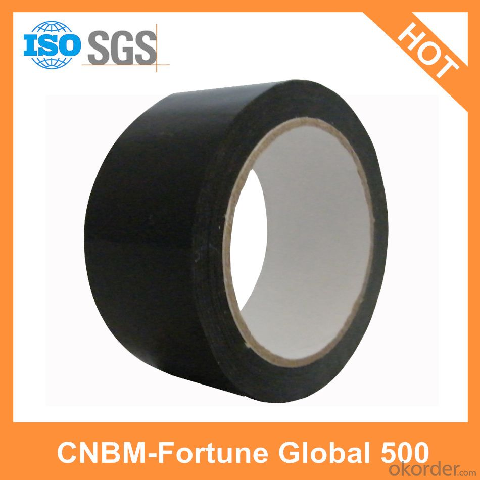 Black PVC Electrical Tape for Wires Wrapping