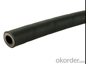 Rubber Fuel Hose High Pressure OEM Two Layer