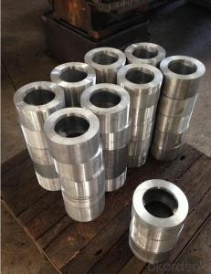 Tungsten Carbide Roll Ring for High Speed Wire Plant