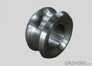 Cemented Carbide Mill Roll for High Speed Rolling Mill Plant