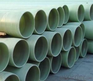 FRP Process Pipe/Industrial FiberglassFRP Pipe