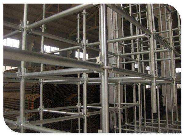 Q235 Ringlock Scaffold/Scaffolding System CNBM