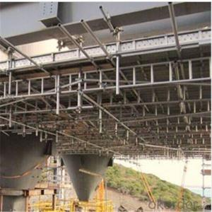 Ladder Beam 350*6000 Q235 Carbon Steel  for Scaffolding CNBM