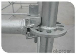 Metral Scaffolding System with En12810 Standard and SGS Certified CNBM