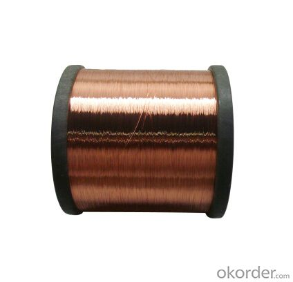 Polyurethane UL Approved Round Copper Aluminum Magnesium Alloy Wire