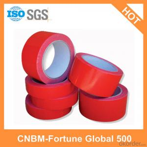 Red PVC Electrical Tape Wholesale for Wires Wrapping