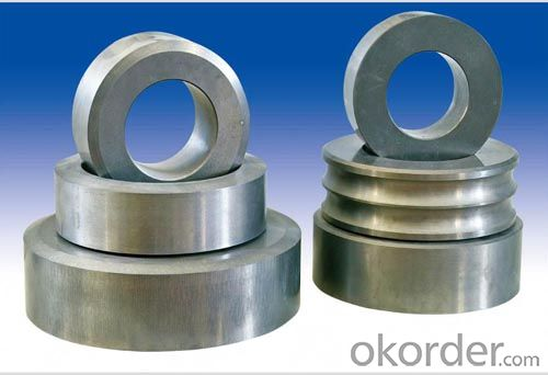 Polished Cemented Carbide Mill Roll for High Speed Cemented Carbide Rolling Mill