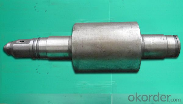 Tunsten Carbide Mill Roll for High Speed Mill