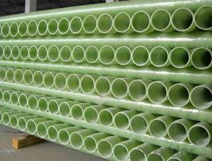 FRP Cable Protection Pipe/Fiberglass Reinforced Pultruded Pipe