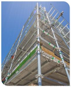 Layher Scaffold of Construction with SGS Qualified for Supply CNBM