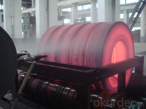 Tungsten Carbide Roll Ring for High Speed Wire Mill Plant