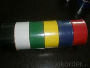 PVC Electrical Insulation Tape China Manufacturer High Voltage
