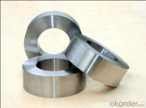 Tungsten Carbide Mill Roll for High Speed Cemented Carbide Rolling Mill