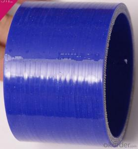 Silicone  Air  Hose High Pressure  Fibre Braided Blue