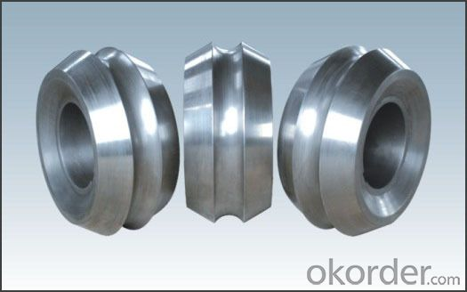 Cemented Carbide Roll Ring for High Speed Rolling Mill