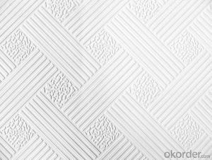 Gypsum Ceiling Attractive Interior Decoration Picture