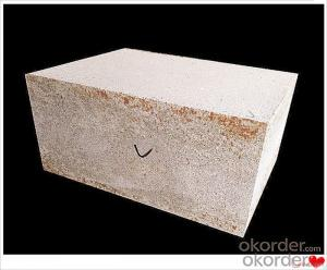Refractory Fused Cast Corundum Iron and Alkali Material for Hot Surface Lining Furnace
