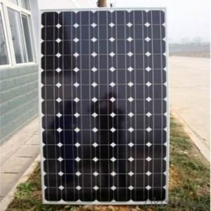 Solar Monocrystalline Series Panels with185w