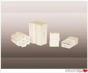 Special Shaped Refractory Fused Cast Corundum or Mullite Brick for Hot Surface Lining Furnace