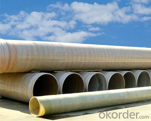 FRP Pipe,High Strength Corrosion-resistant Durable Professional Pultrusion FRP Pipe