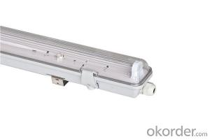 Warehouse Light Fluorescent Lamp Replacement