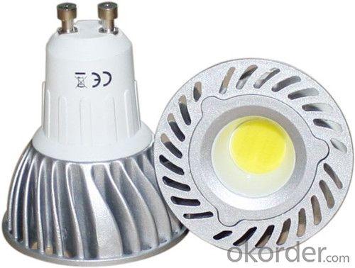 LED Spotlight Gu10 120 Degree Beam Angle with CE ROHS