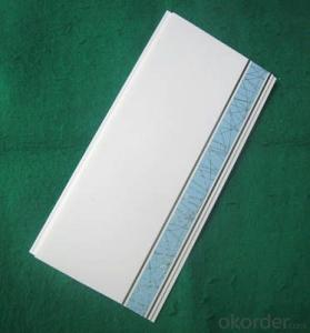 PVC Wall Panel PVC Ceiling Panel Waterproof Decorative